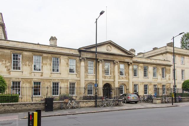 Emmanuel College, Cambridge, England