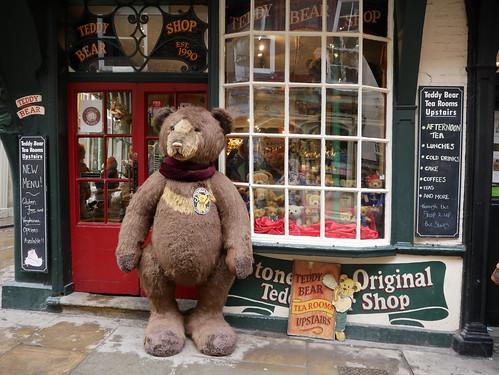 Teddy Bear Tea Rooms