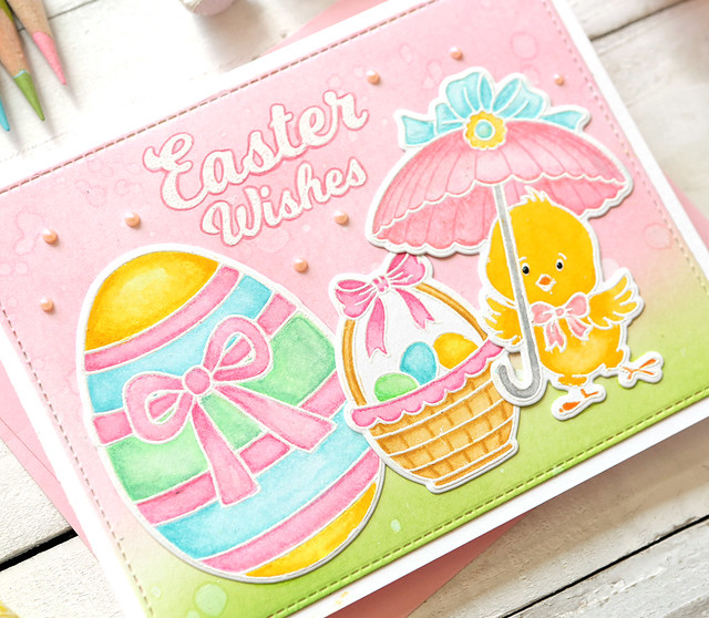 Easter Wishes CU