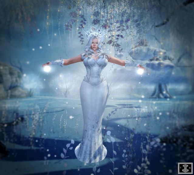 Mara, the Slavic goddess of Winter and Death