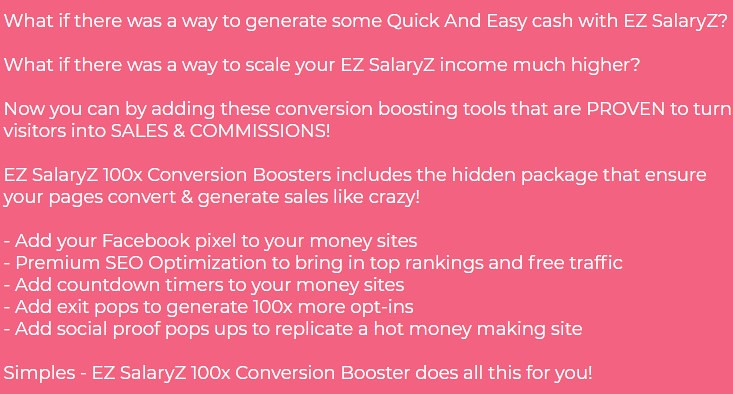 EZ SalaryZ Review - otos