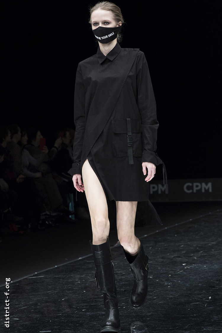 DISTRICT F — Collection Première Moscow AW20 — GEORGE SHAGHASHVILI nhy