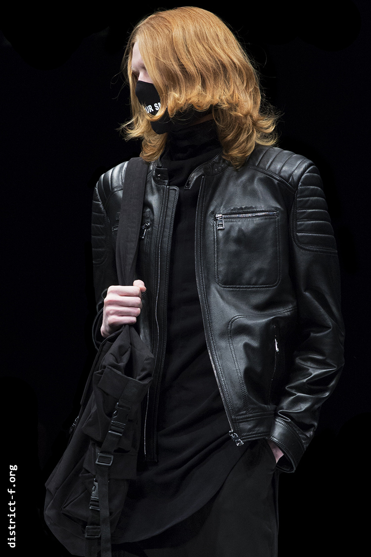 DISTRICT F — Collection Première Moscow AW20 — GEORGE SHAGHASHVILI симт12
