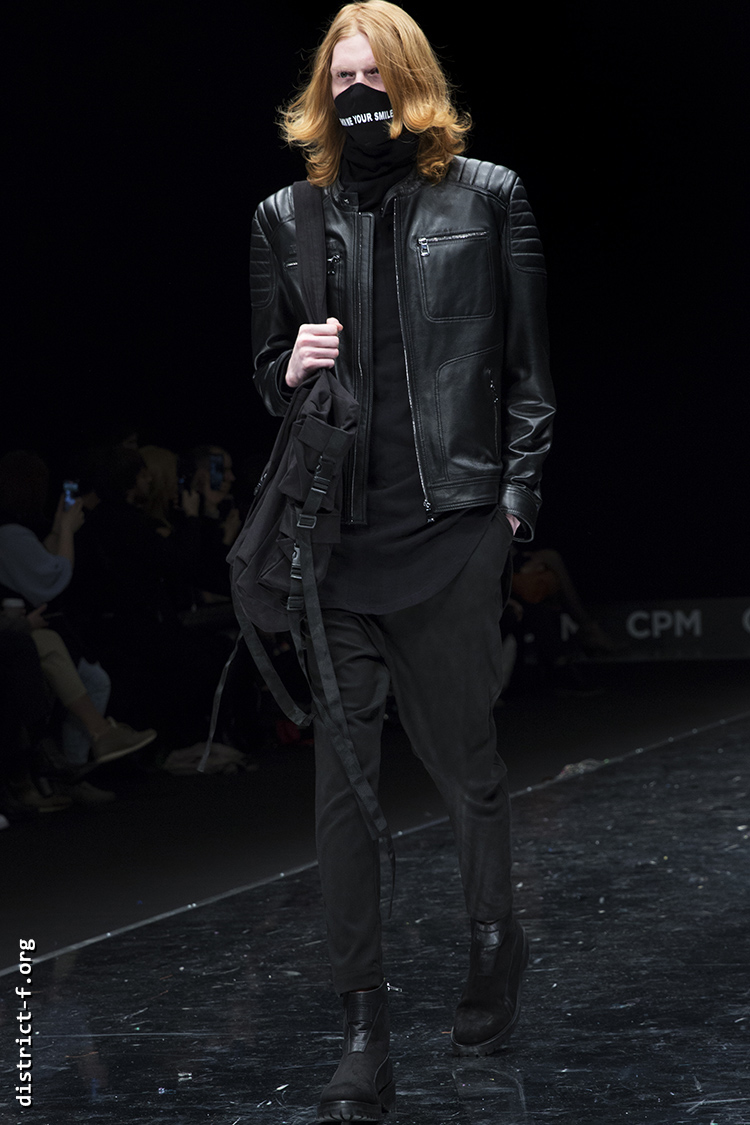 DISTRICT F — Collection Première Moscow AW20 — GEORGE SHAGHASHVILI 56не