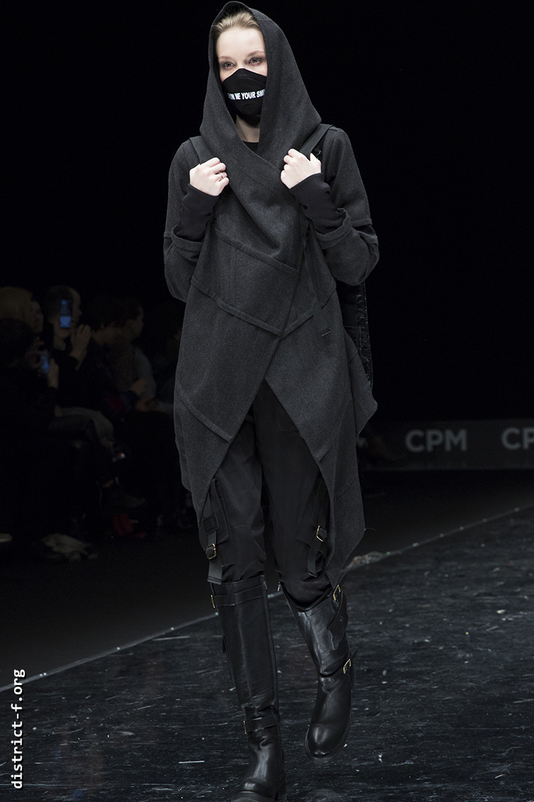 DISTRICT F — Collection Première Moscow AW20 — GEORGE SHAGHASHVILI iu7