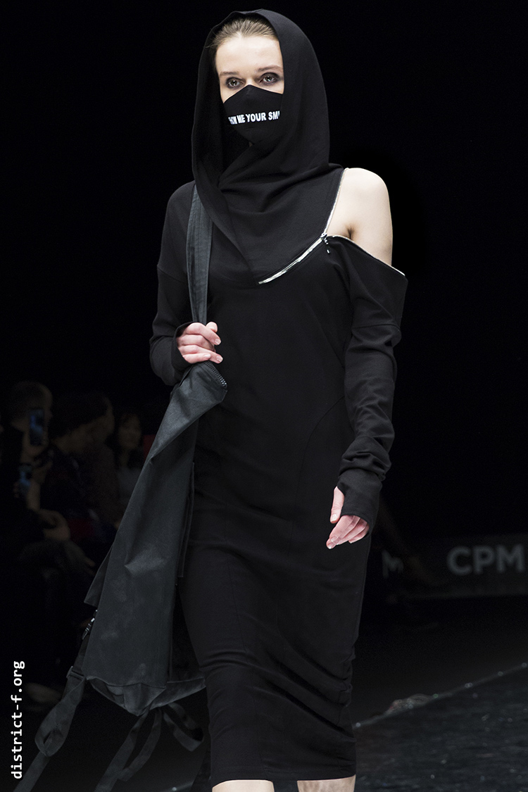 DISTRICT F — Collection Première Moscow AW20 — GEORGE SHAGHASHVILI яфй1