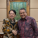 President Asakawa concludes visit to Indonesia