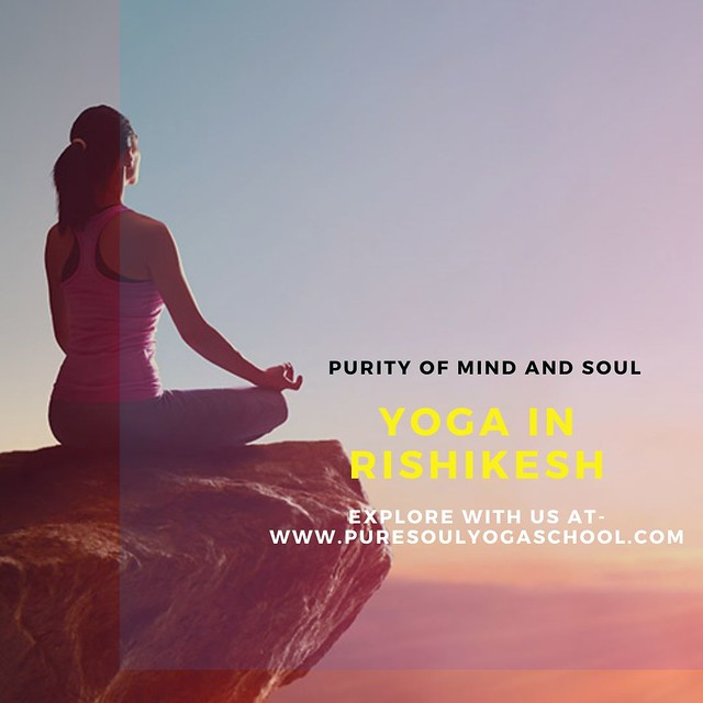Feel The Best Ever Yoga  Experience in Rishikesh