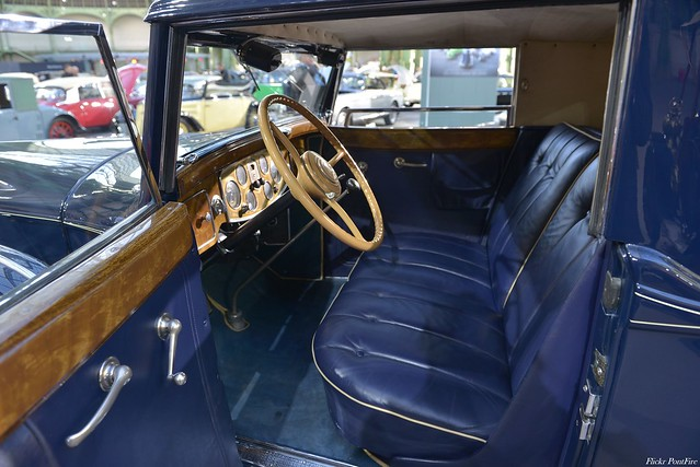 1934 Packard Series 1101 Eight Rumble Seat coupé