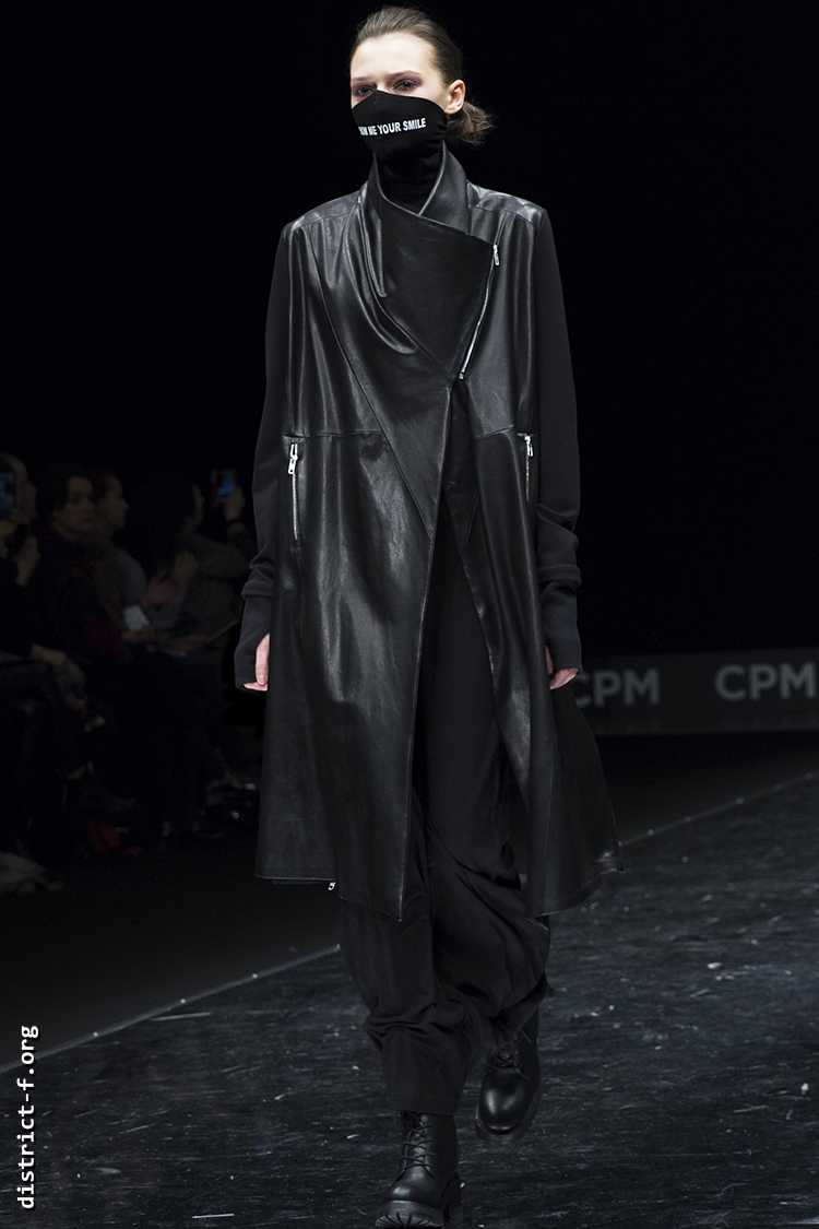 DISTRICT F — Collection Première Moscow AW20 — GEORGE SHAGHASHVILI мто6