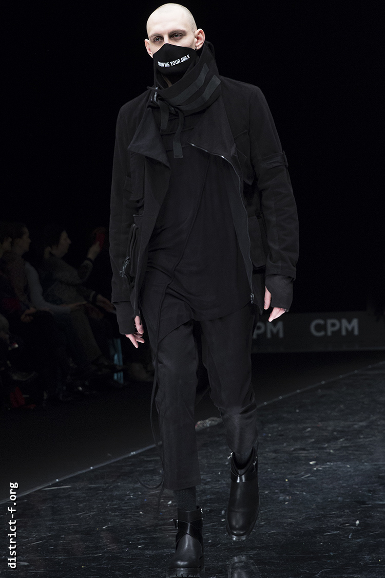 DISTRICT F — Collection Première Moscow AW20 — GEORGE SHAGHASHVILI /;p0