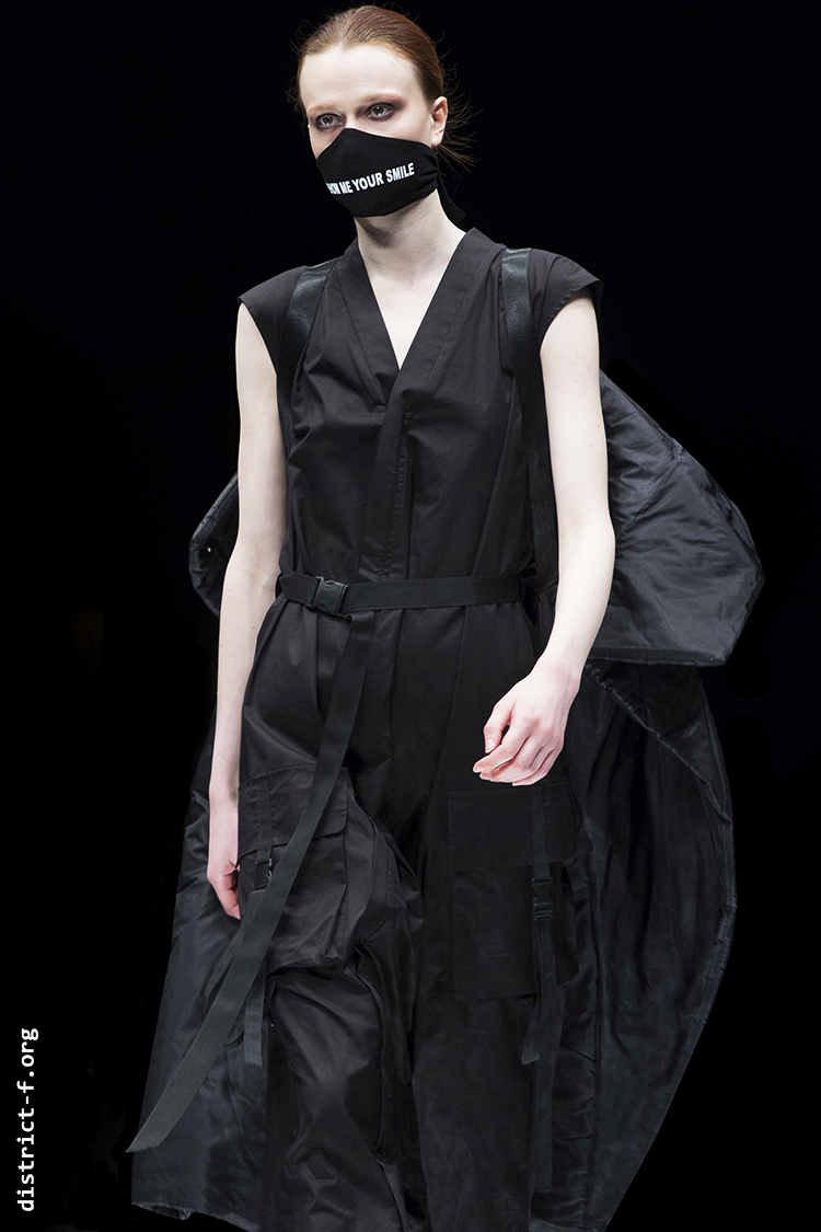 DISTRICT F — Collection Première Moscow AW20 — GEORGE SHAGHASHVILI мак4