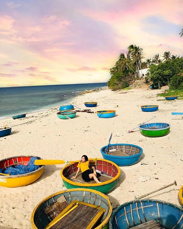 Phượt Hot - Khám Phá Những Hòn Đảo Tên Sơn Đẹp Như Tranh Vẽ (9)