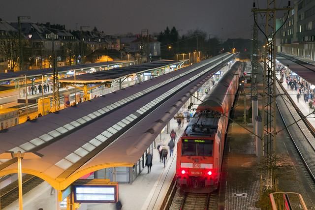 DB Regio 146 214 Freiburg (Breisgau)