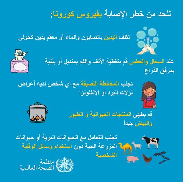 WHO - Arabic