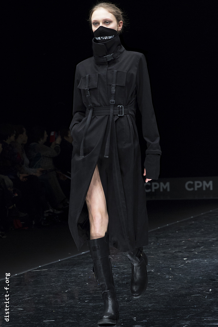 DISTRICT F — Collection Première Moscow AW20 — GEORGE SHAGHASHVILI .lo