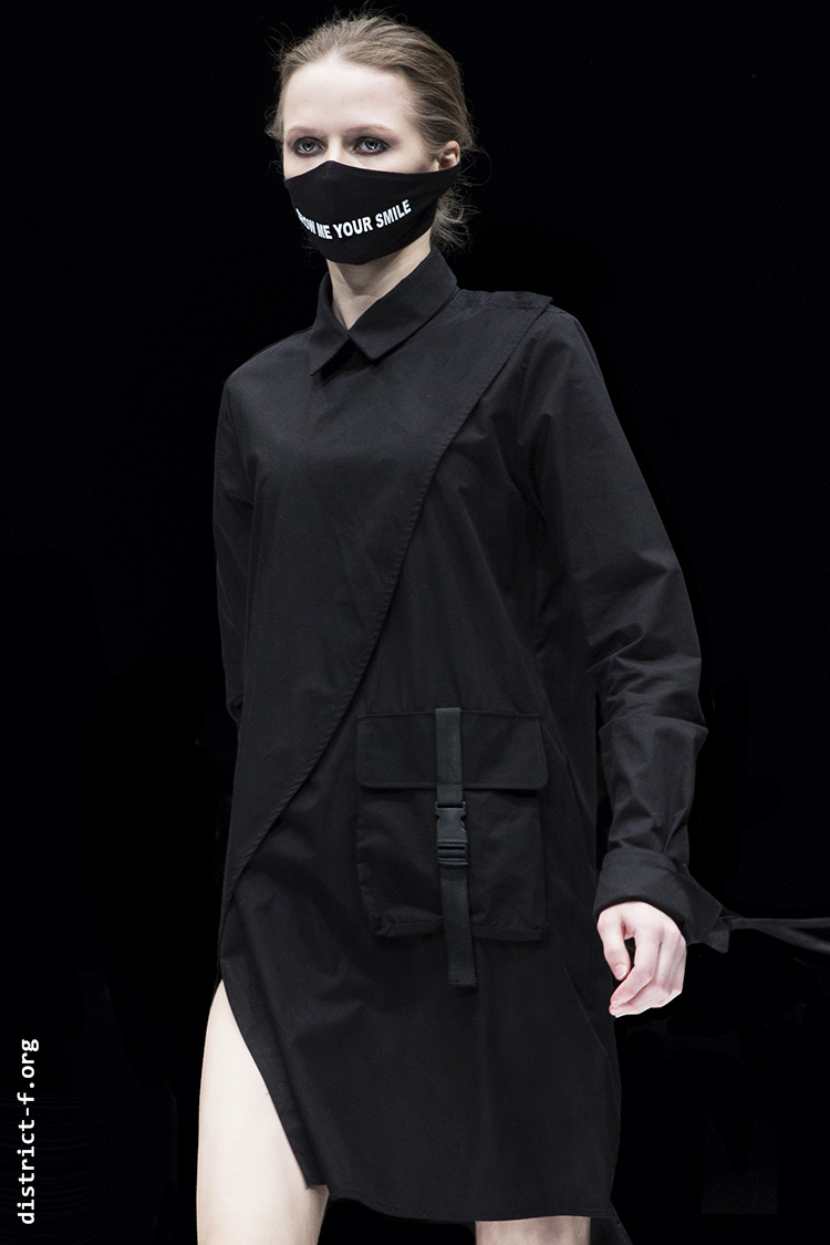 DISTRICT F — Collection Première Moscow AW20 — GEORGE SHAGHASHVILI ипе5