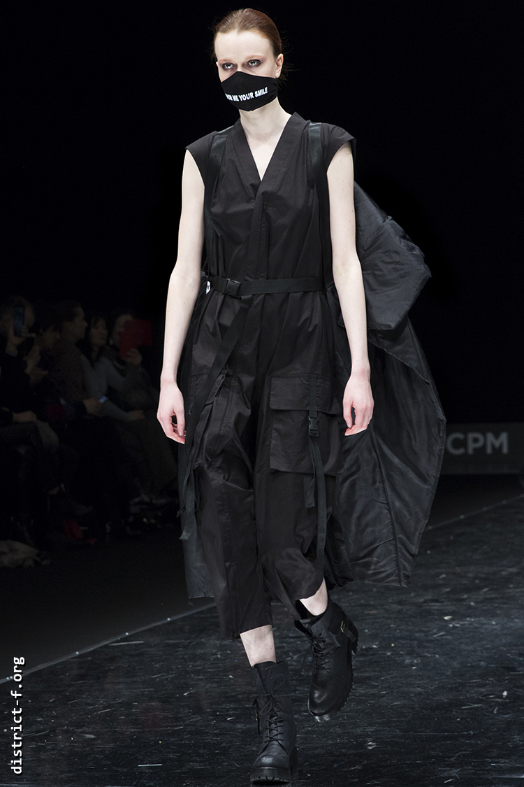 DISTRICT F — Collection Première Moscow AW20 — GEORGE SHAGHASHVILI bgt