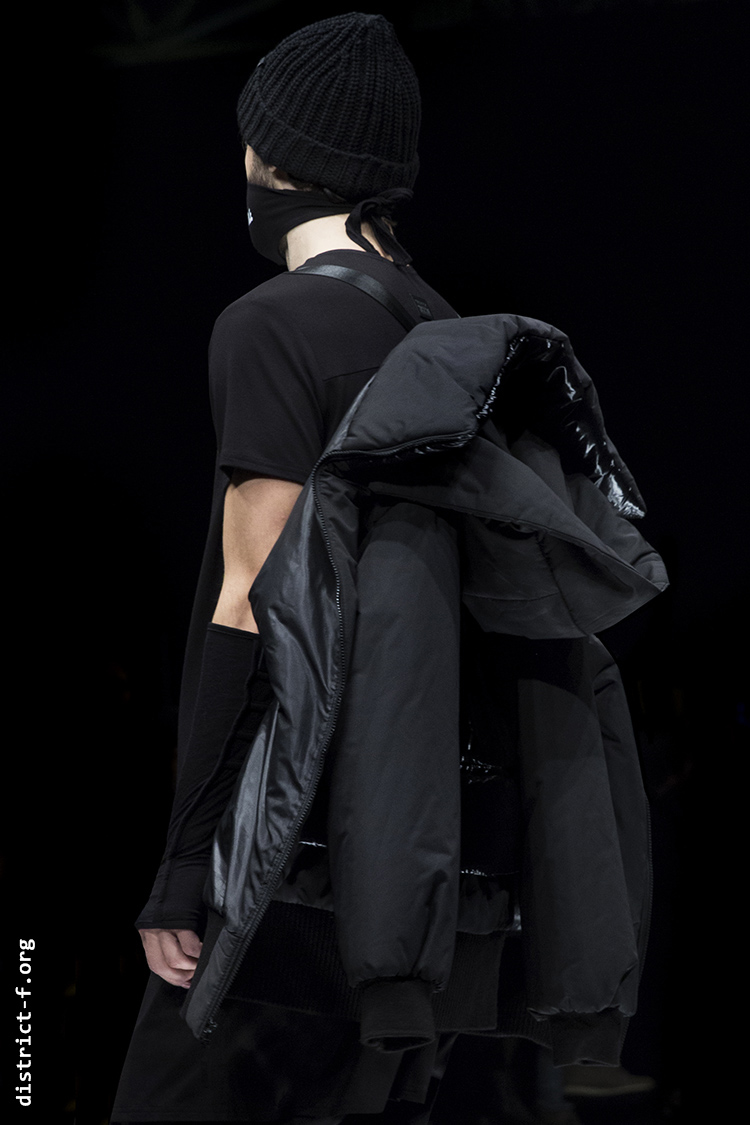 DISTRICT F — Collection Première Moscow AW20 — GEORGE SHAGHASHVILI чыц2