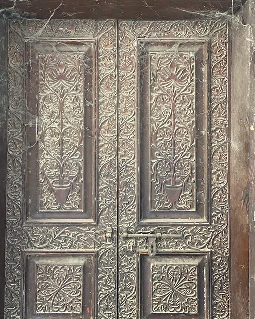 Each Spot a Story... Proust's Door