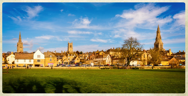 Post Card from Stamford