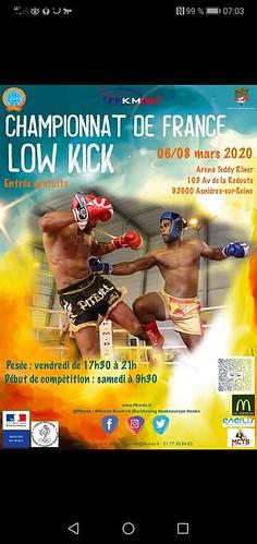 AFFICHE CHT de France kici 8 9 mars 2020