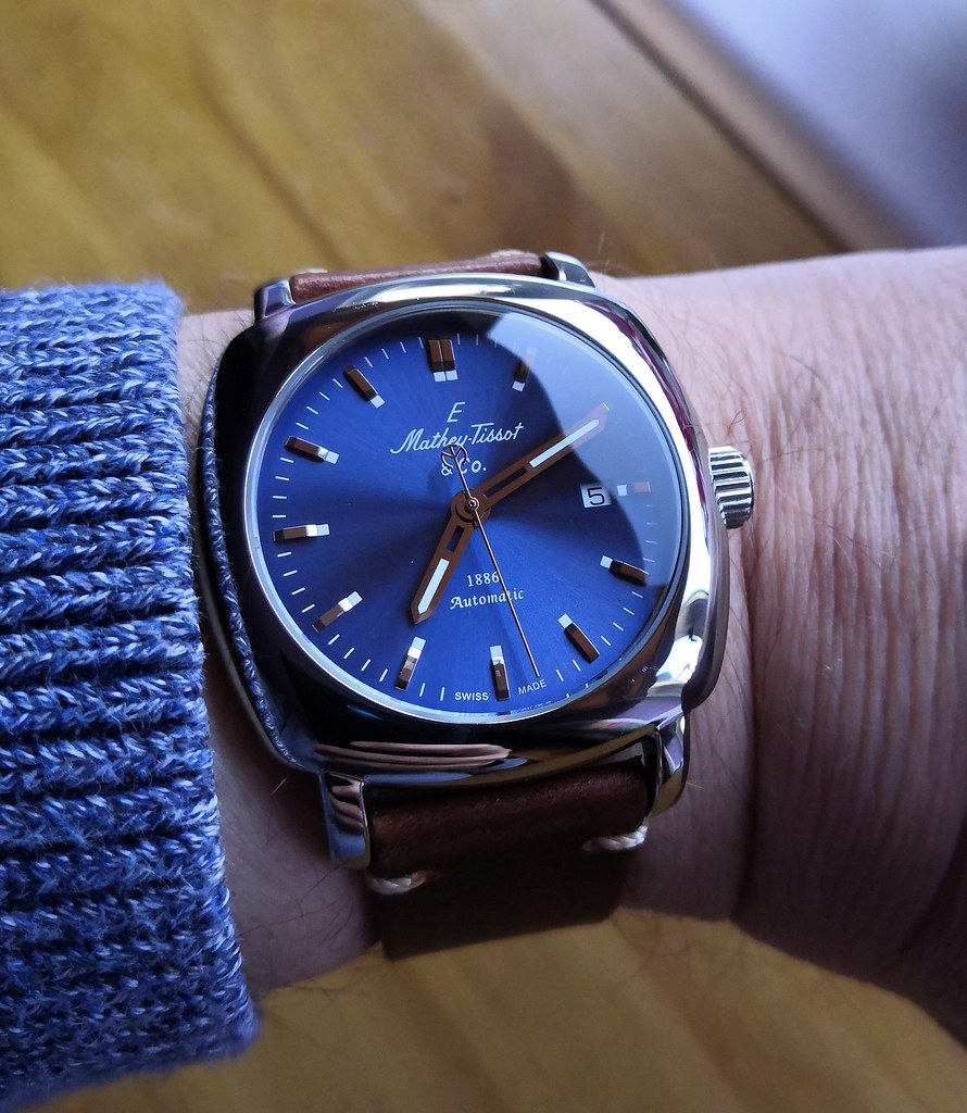 Mathey-Tissot  Lord Collection (Cal M1-11 Incabloc)