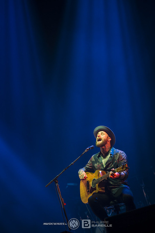 Kris Barras band @ L'Olympia, Paris   01/03/2020