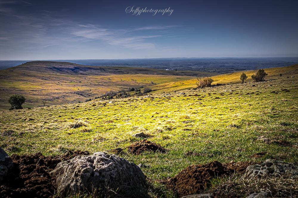 Balade dans le Cantal - Auvergne