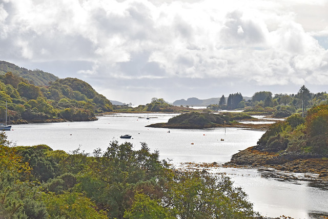 Isle of Seil, Scotland