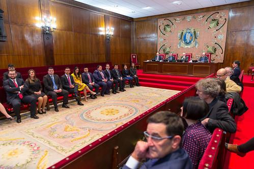 Clausura del Máster Universitario en Gobierno y Cultura de las Organizaciones 2020