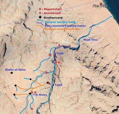 wadi fins