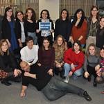 Trabajadores de las oficinas de ALTERTEC en Valladolid