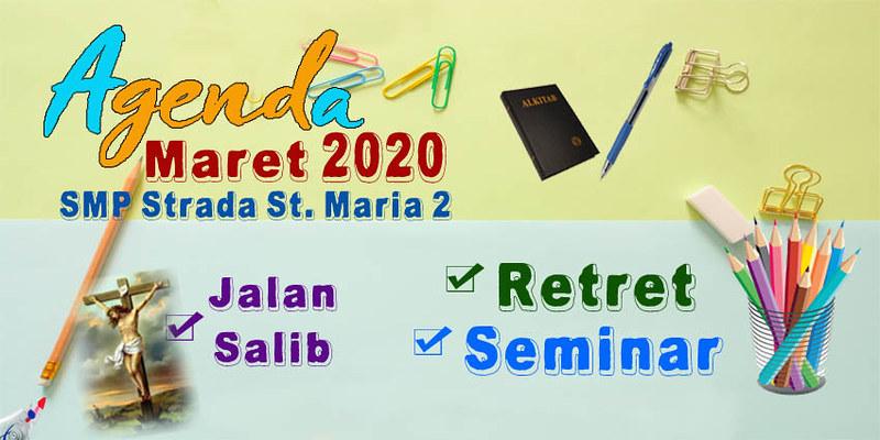 Agenda Maret 2020