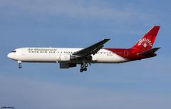 Air Madagascar Boeing 767-383(ER) 5R-MFG