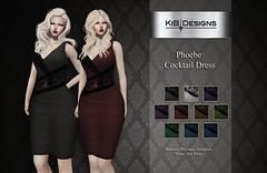 KiB Designs - Phoebe Cocktail Dress @anyBODY Event