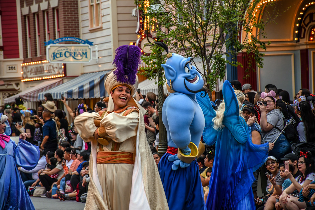 Aladdin Genie Magic Happens DL