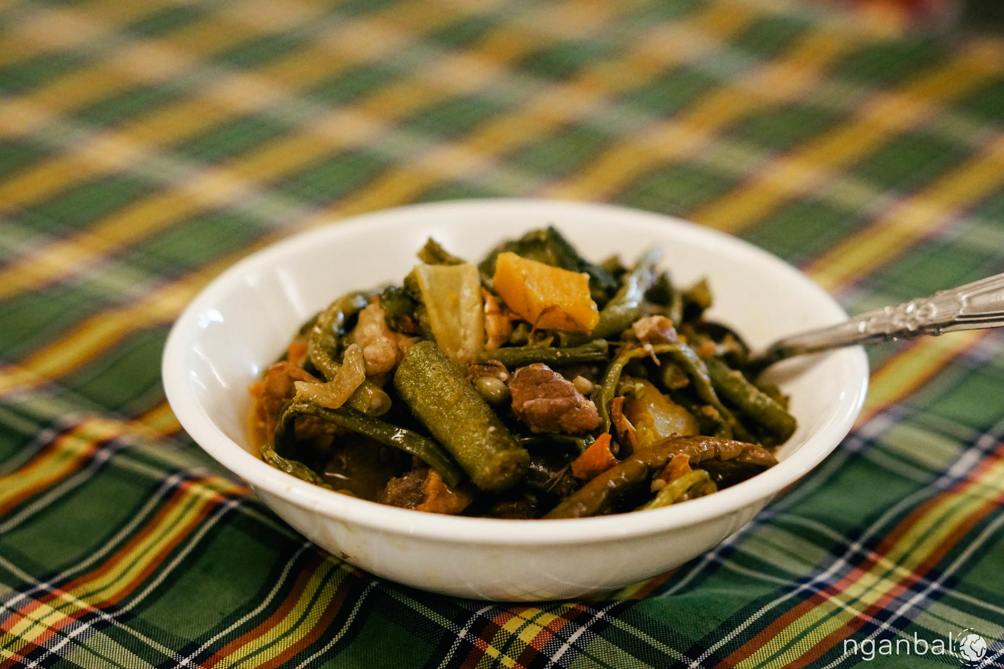 du lịch Manila: ẩm thực