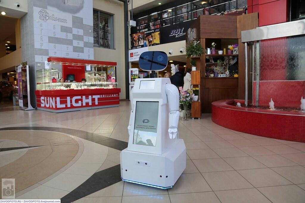 Арнольд Шварценеггер подал в суд на российского производителя роботов 9