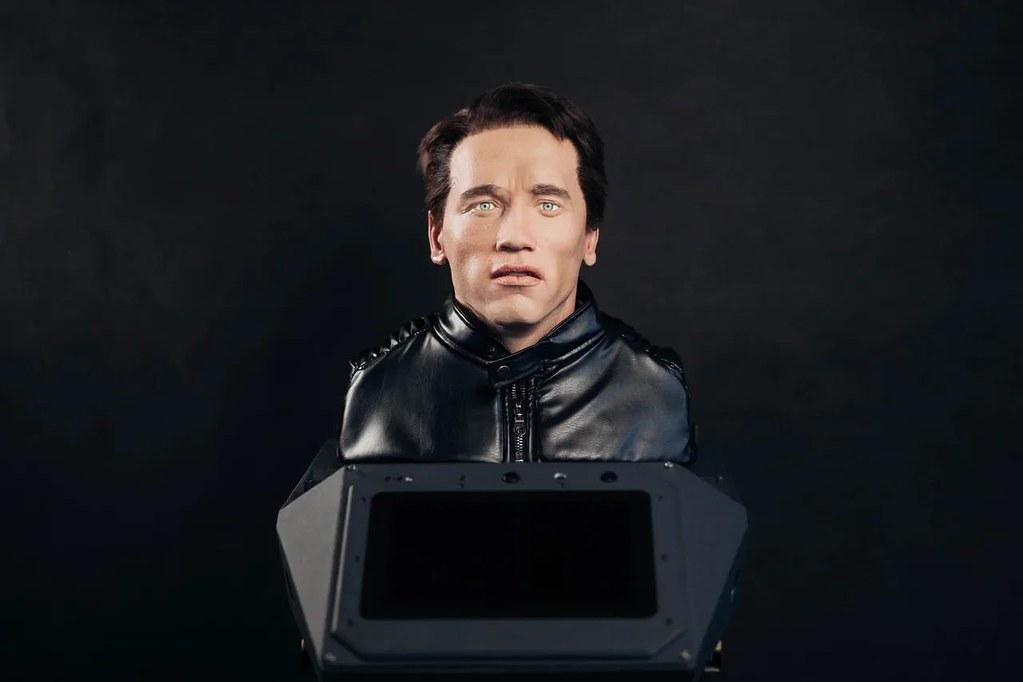 Арнольд Шварценеггер подал в суд на российского производителя роботов 6