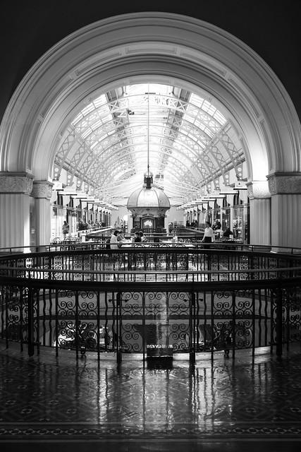 Queen Victoria Building, Sydney, New South Wales, Australia
