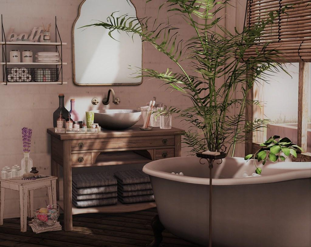 Simply Divine Bath