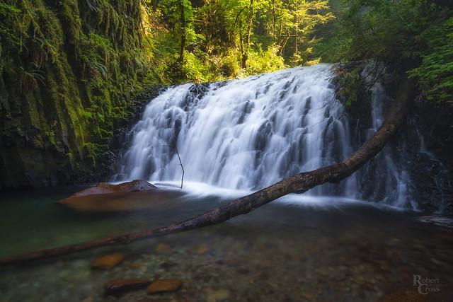 Dutchman Falls Silk