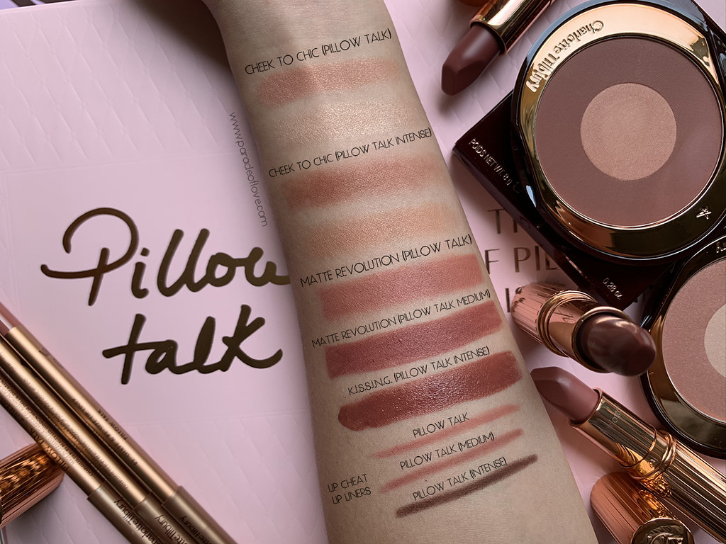 Charlotte_Tilbury_Pillow_Talk_Mania_Swatches