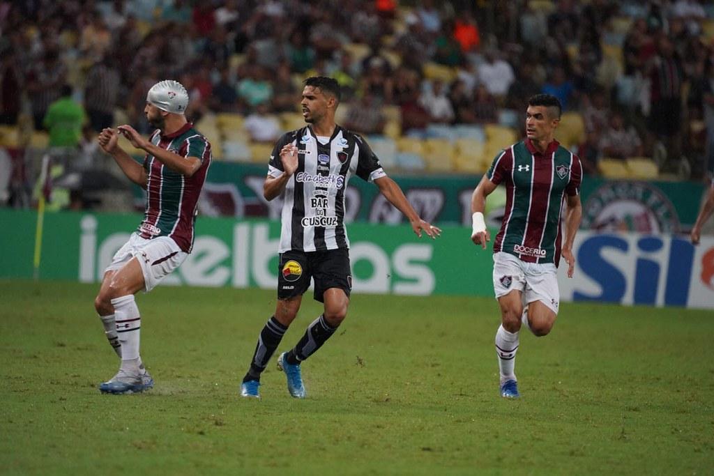 Fluminense X Botafogo Botafogo Pb Oficial Flickr
