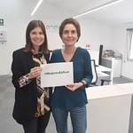 Lourdes Sánchez e Isabel Gimeno_ Departamento O&M de ENDESA