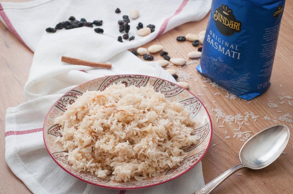 arroz y pescado receta