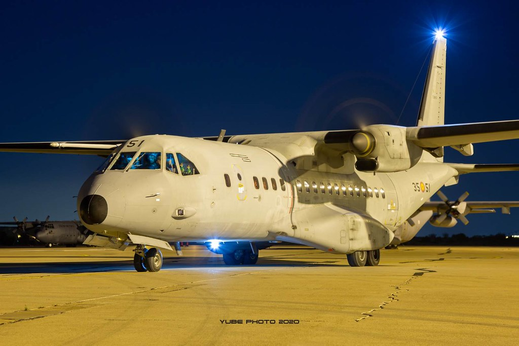 C-295 del Ejército del Aire