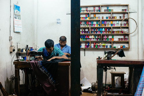 bangladesh workers digitalphotography candid shoppingcenter sewing tangail travel men travelphotography nikond800 shomobaymarket tailorshop tailors