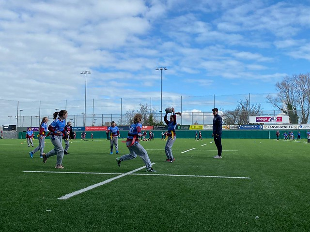 Tag Rugby Blitz March 2020